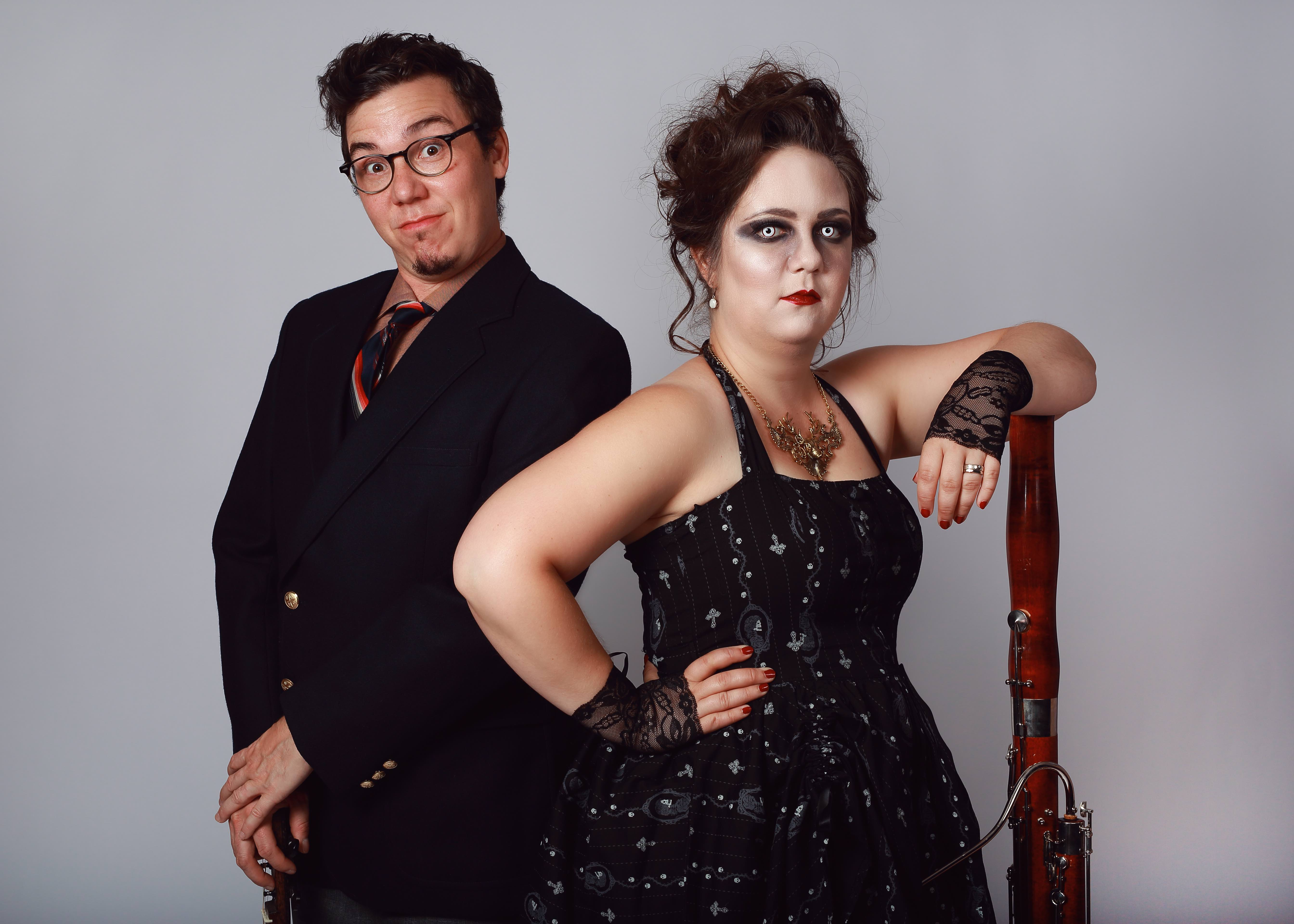 Professor Quack & Grunt by Spy Dénommé-Welch & Catherine Magowan. Photo by Lady Luck Photography
